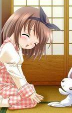 Shikamaru's Little Angel/Devil by virtualwprld