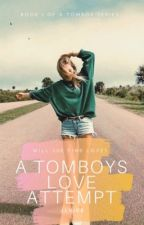 A Tomboy's Love Attempt #Wattys2015 by JLVice