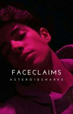 Faceclaims •males• by asteroidsharke