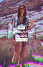 GVF preferences and oneshots by wannabe-groupie
