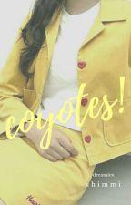 coyotes! → dreamies by sunflowerinjun