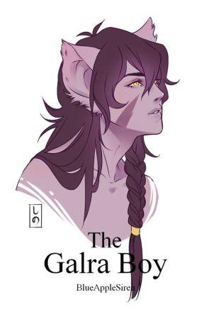 The Galra Boy by BlueAppleSiren