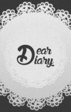 Dear Diary by GiselaBleiy