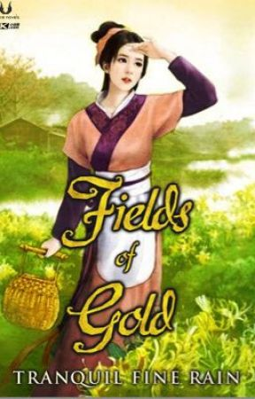 Fields Of Gold by MelyEly
