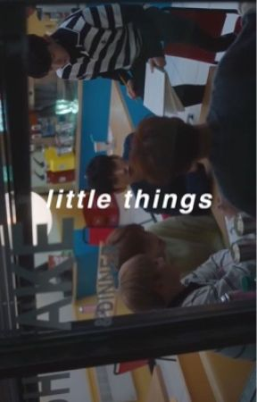 little things 《 all x deep 》 by onta-arab