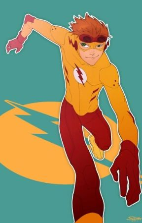kid flash x reader by NetflixPerhaps