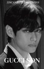 Gucci Son | k.taehyung by jincanbuttermeupsis