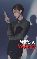 She's a Vampire  ➳  satzu by shyshyoda