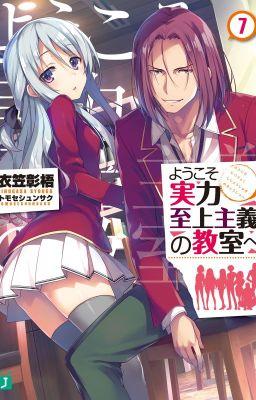 Đọc truyện Youkoso Jitsuryoku Shijou Shugi Vol 7