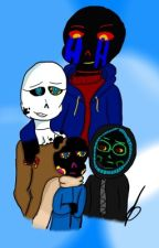 Ask/Dare The ErrorInk Family by Smile_Mask_Author