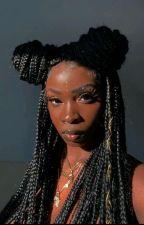African girl guide by _preciousoluwabunmi_