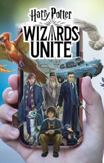 Harry Pottrt Wizards Unite Apk Mod for Android devices 2019
