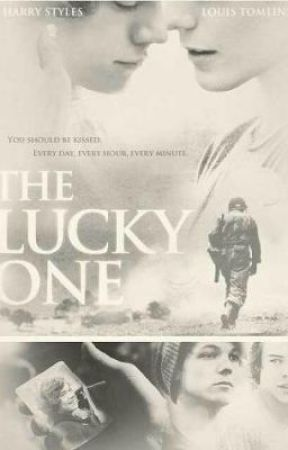 The Lucky One (Larry Stylinson Version) -ON HOLD- by 1Dfan4eva199