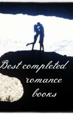 Best completed romance books by SaraHunt1004