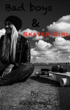 Bad boys & skater girl by Muke_Horror