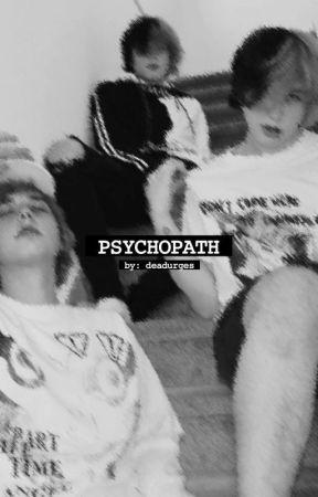 Psychopath | Caleb Finn by d6rkgirl
