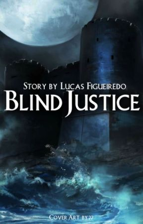 Blind Justice by lucascfigueiredo