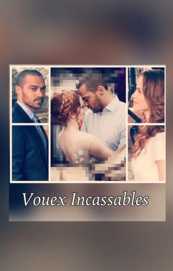 Vœux Incassables (Unbreakable Vows) ( Grey's Anatomy -- JAPRIL)