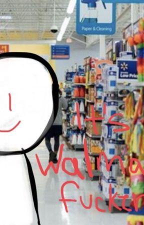 Walmart Adventures by applesauce_lol