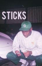 Sticks(DASTUNNA) by TylersEyelashes
