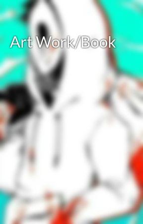 Art Work/Book by XxHunter02xX
