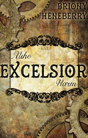 Miho EXCELSIOR Harm by BrionyHeneberry