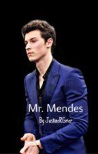 Mr. Mendes by JustineRGrier