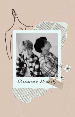 Dishonest Honesty (J.JK & M.YG) by almondmilk_1028