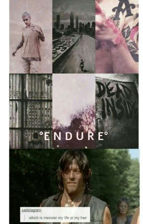 ♡Endure♡ (Daryl Dixon X Reader) by Womeggg