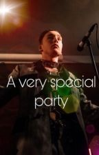 A very special party. (Hatari fanfic) by RoThePeep