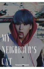 My neighbor's cat: Min Yoongi x reader by TaespoonOfSugaaa