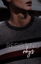 Resisting Rhys by wheadee