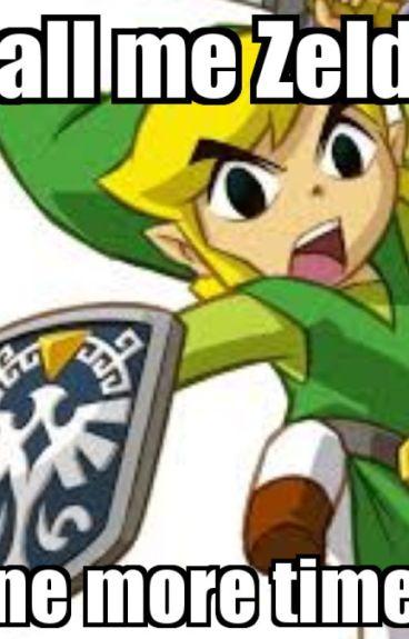 Another Hero ( Link x Reader )