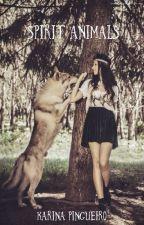 Spirit Animals by kary_p3