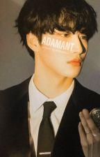 adamant | p. seonghwa by Pistxchios