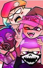 Splatoon Manga Boys X Fem Reader  by skater_squid