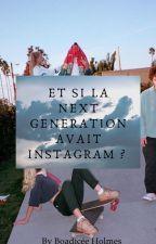 Et si la Next Generation avait Instagram ? by boadiceeholmes