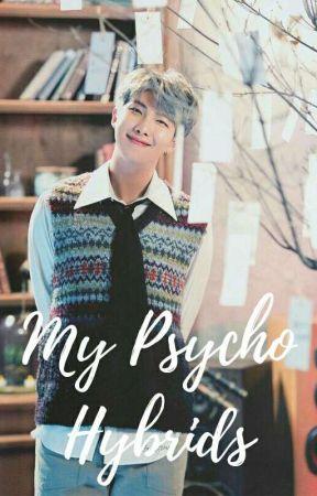 『SU』➴My Psycho Hybrids ➸ JinMinKook✿ by -pengsoo