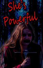 Shes Powerful - Elmax by BylerNeverDies