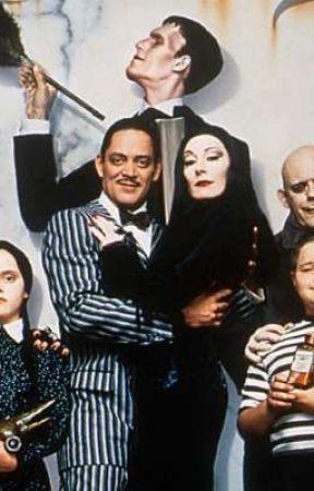 Addams family gomez nickname for morticia
