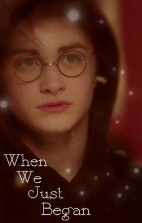 When We Just Began - *Prequel to Shy* by random_nerd34
