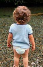 FROM PULL-UPS BACK INTO DIAPER (STORY) by poopy_diaper_boy