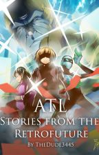 ATL: Stories from the Retrofuture  |  レトロフューチャー奇談 | (LGBT+) by Thedude3445
