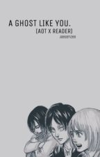 A Ghost Like You [AOT x Reader] by sushimisfit