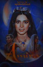 AMIRA ¹   ❪ aladdin ❫ by spiderhllsnd