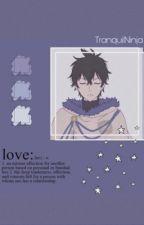 Celestial|| Yuno x reader [Black Clover] by TranquilNinja