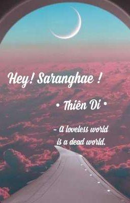 12CS 👉Textfic👈  Hey, Saranghae!