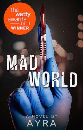 Mad World by ayrasheeeen