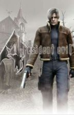 Hero (Resident Evil 4)(Leon x Reader) by CleverYui
