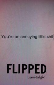 flipped ➸ c.h au by unostalgic